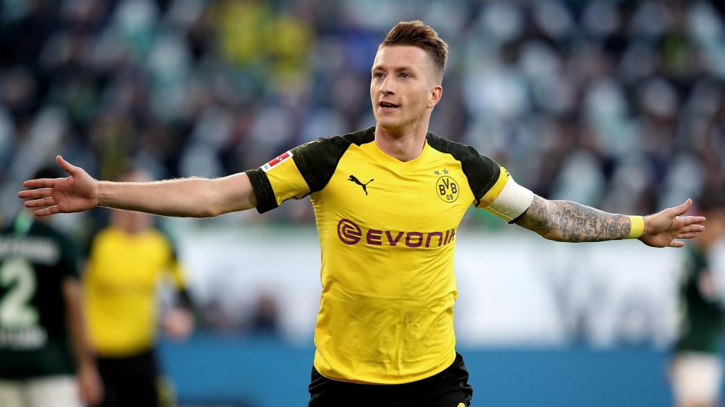 Reborn Marco Reus has handled everything thrown at him