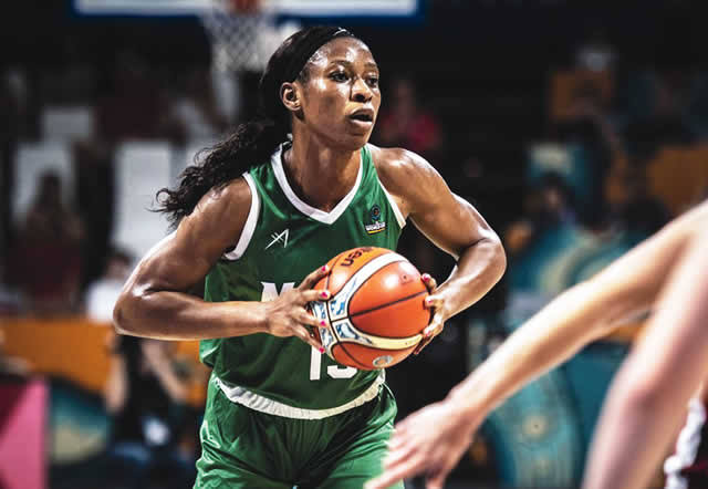 D'Tigress Evelyn Akhator makes a choice every day to just be positive