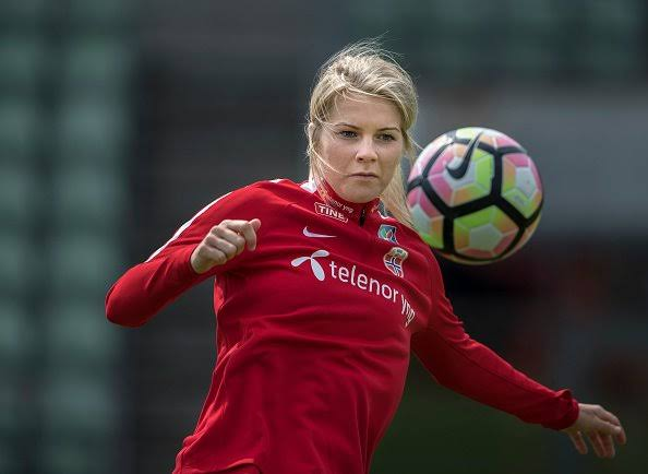 "The footballer who embraces a ""killer mode""- Ballon d'Or winner Ada Hegerberg"