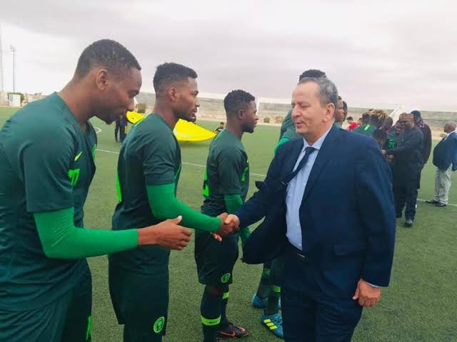 Fatai Amoo urges U23 Eagles to learn from Libya defeat