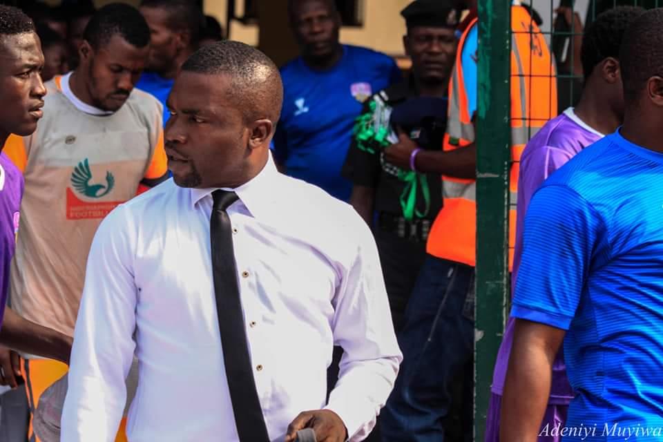 MFM Coach Fidelis Ilechukwu plays down title pressure