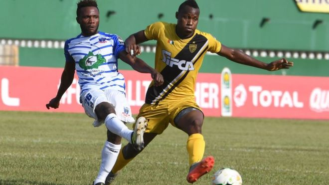 Lobi Stars bow out of CAFCL despite home win over Asec Mimosas