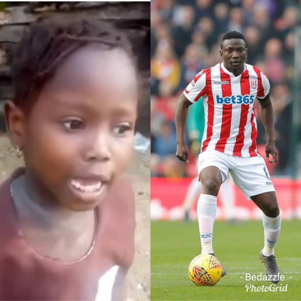 Little Success' Story isn't different from my Childhood story, says Etebo