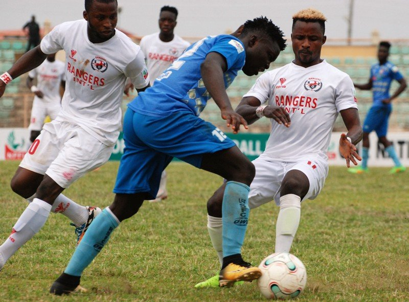 """Ogunbote downplays """"Bus Parking """"claims against Remo Stars"""