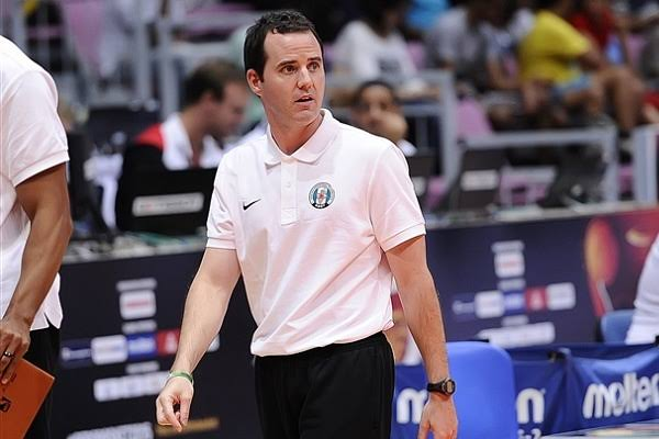 Ex D'tigers boss Voigt ready to face any team at the FIBA W/Cup with Angola
