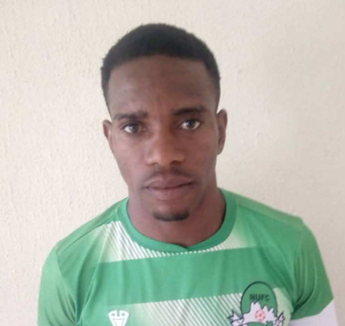 Ikenna Offor joins Nasarawa United on loan