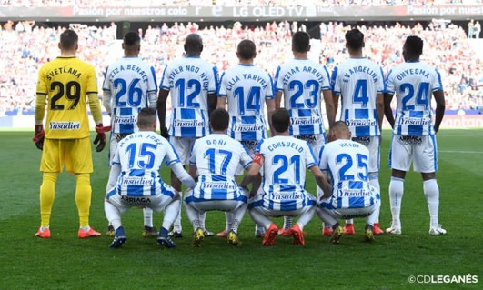 Omeruo wears Mother's name as CD Leganes celebrates Int'l Women's Day