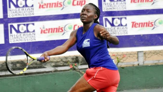 Tennis na hard game to play for Naija – Blessing Samuel