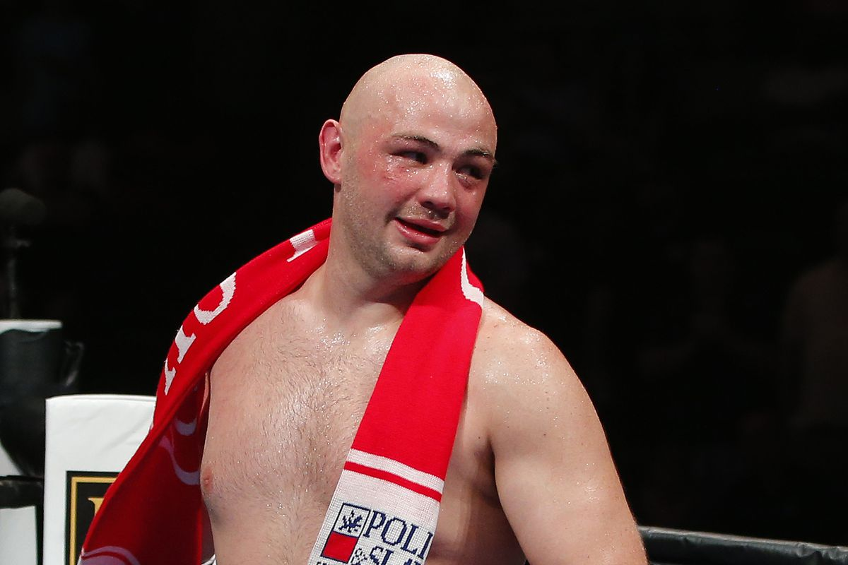 Adam Kownacki ambitions is to become first Polish world heavyweight Champion
