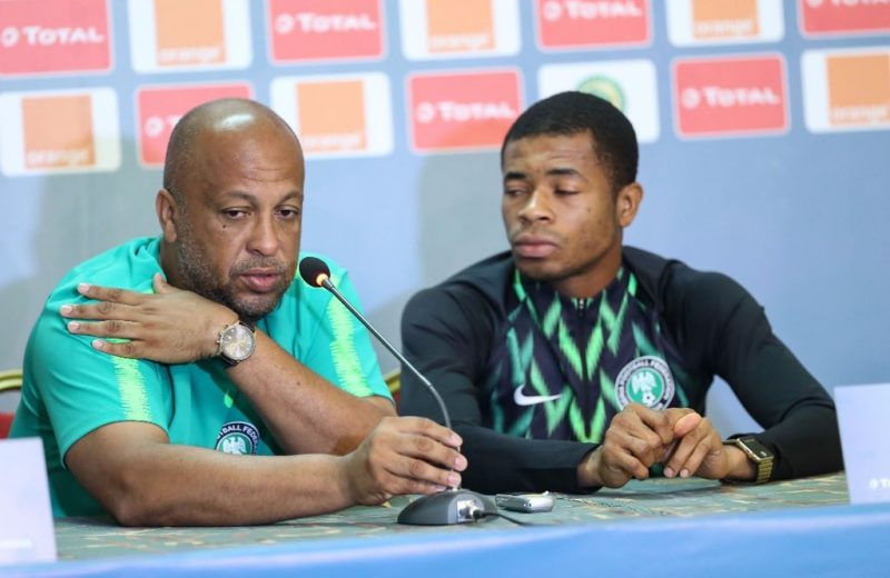 Flying Eagles skipper Udo handed late call up into Super Eagles squad for Seychelles