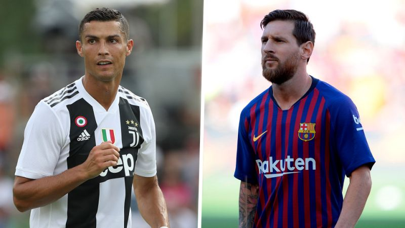 Only 2 players are the GOAT for me – Ogu hails Messi and Ronaldo rivalry