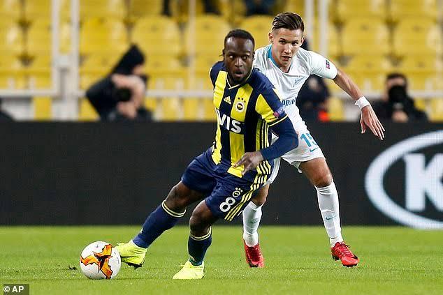 Moses stars in Fenerbache win over Sivasspor