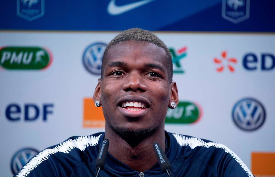 Paul Pogba eyeing a Real Madrid move?