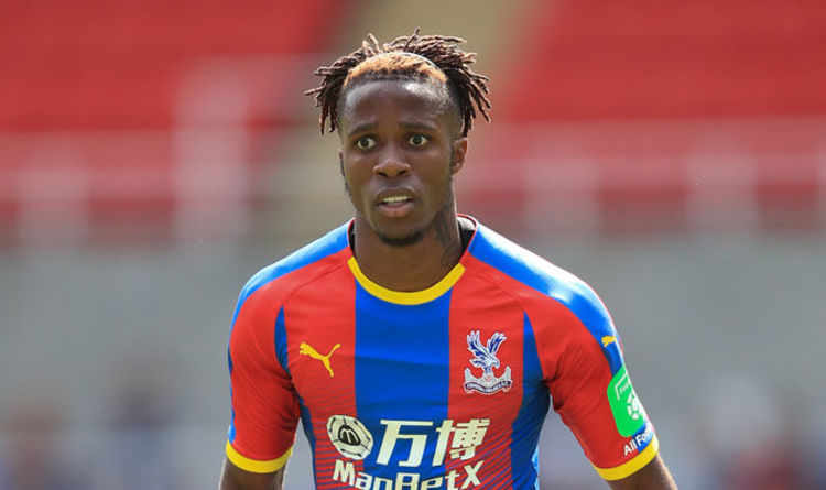 Manchester United set to make shock bid for former star Wilfried Zaha