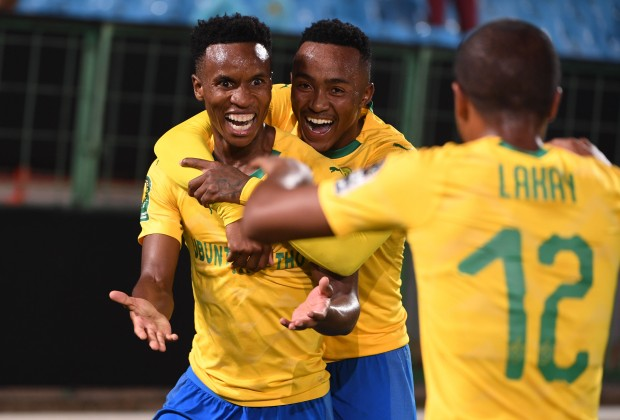 CAFCL: Sundowns thump Lobi stars 3-0 in Pretoria