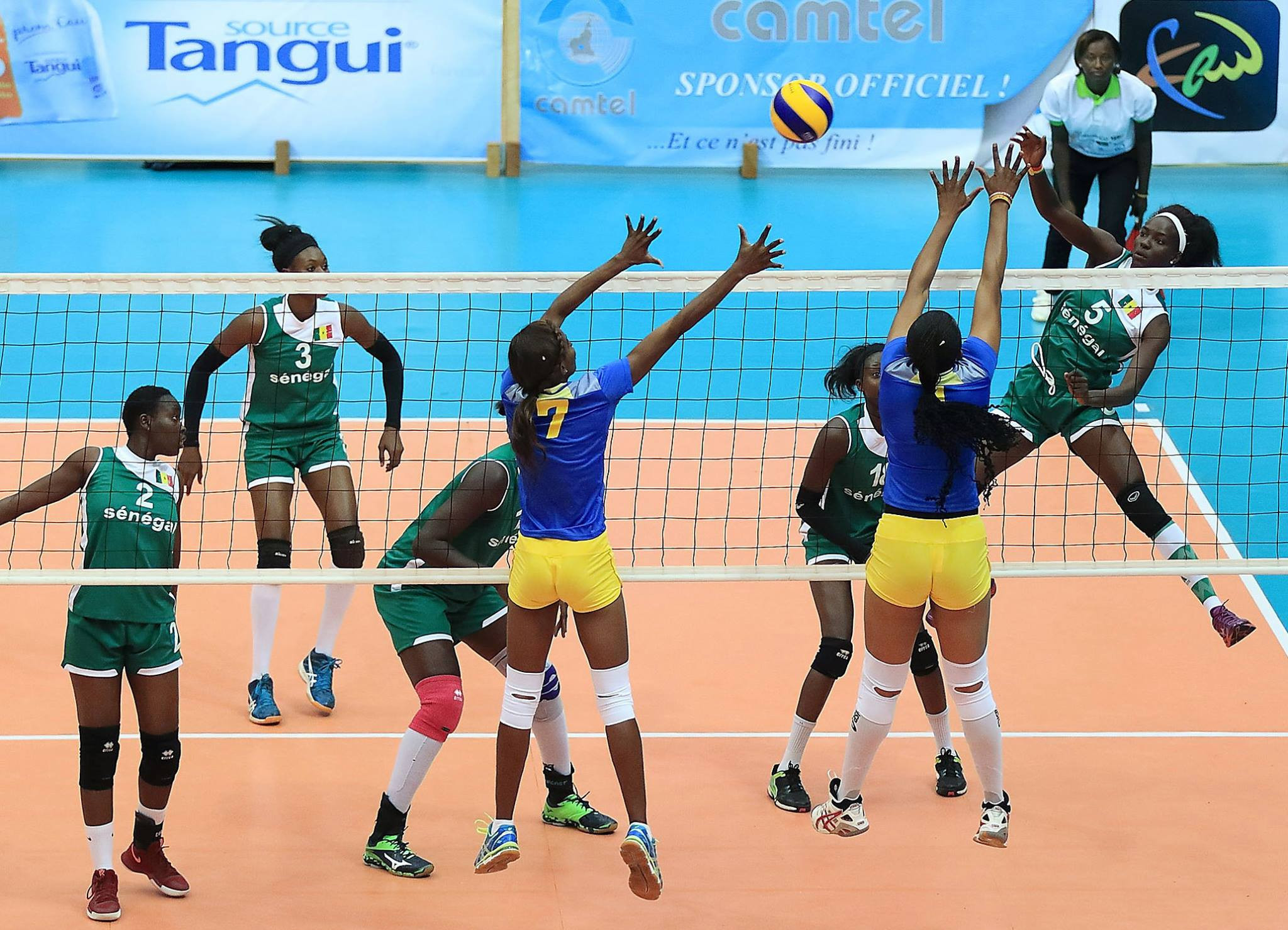 Na Naija go host Africa Volleyball Zone 3 clubs Championship