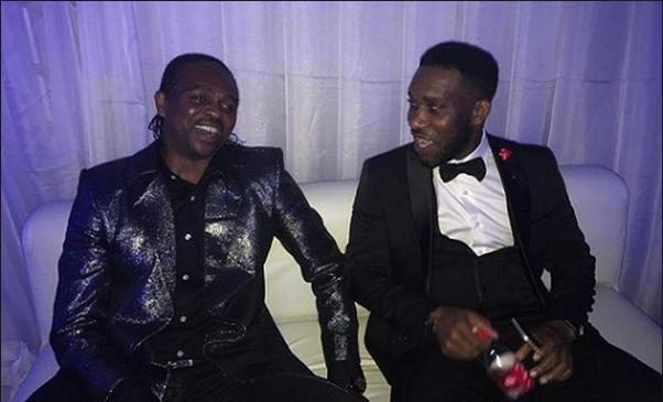 Okocha is my Senior brother – Kanu dismisses 'BEEF' rumours