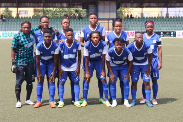 'We ready come', says Bayelsa Queens coach Aduku