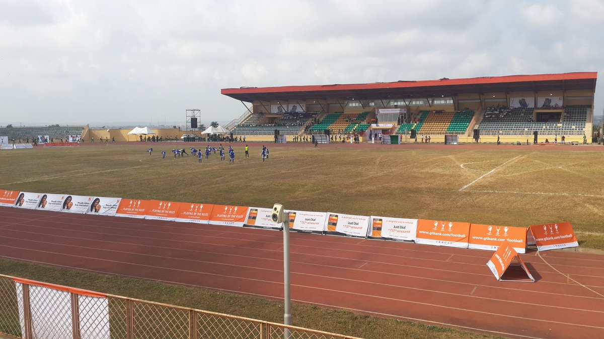National U20 Championship: It's Game day, Athletes raring to go