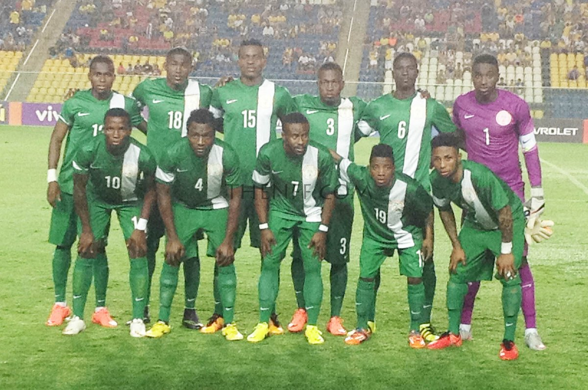 Former U-23 player charges Imama's boys to remain focused