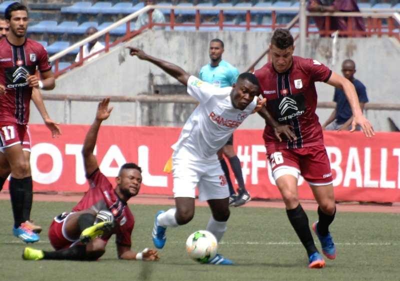 Sfaxien bundles Rangers out of CAF Confederations Cup