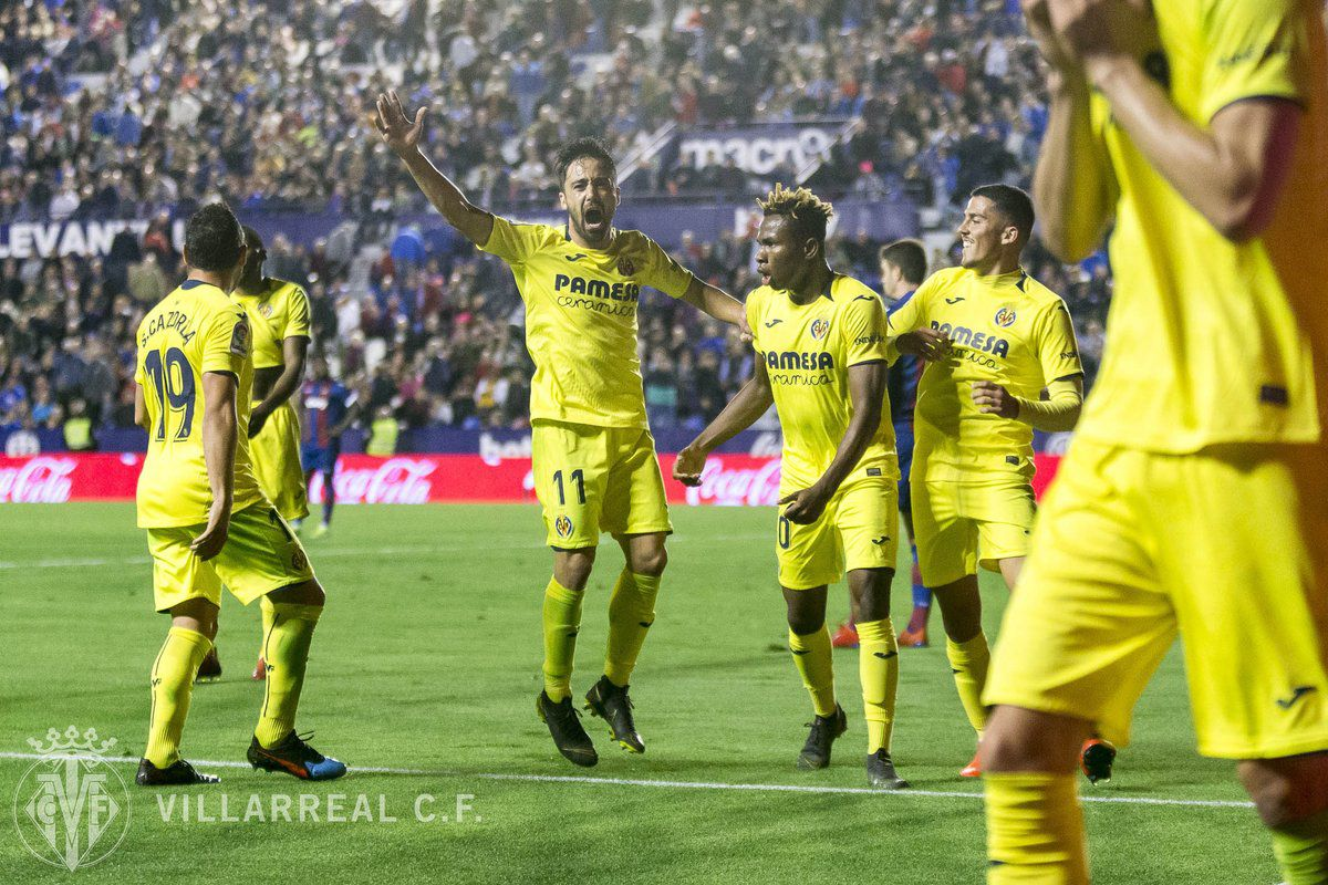 Chukwueze scores again as Villarreal bag 'massive' away win at Levante