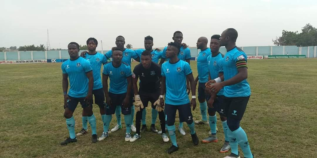 Niger Tornadoes issue three matches ultimatum to technical crew