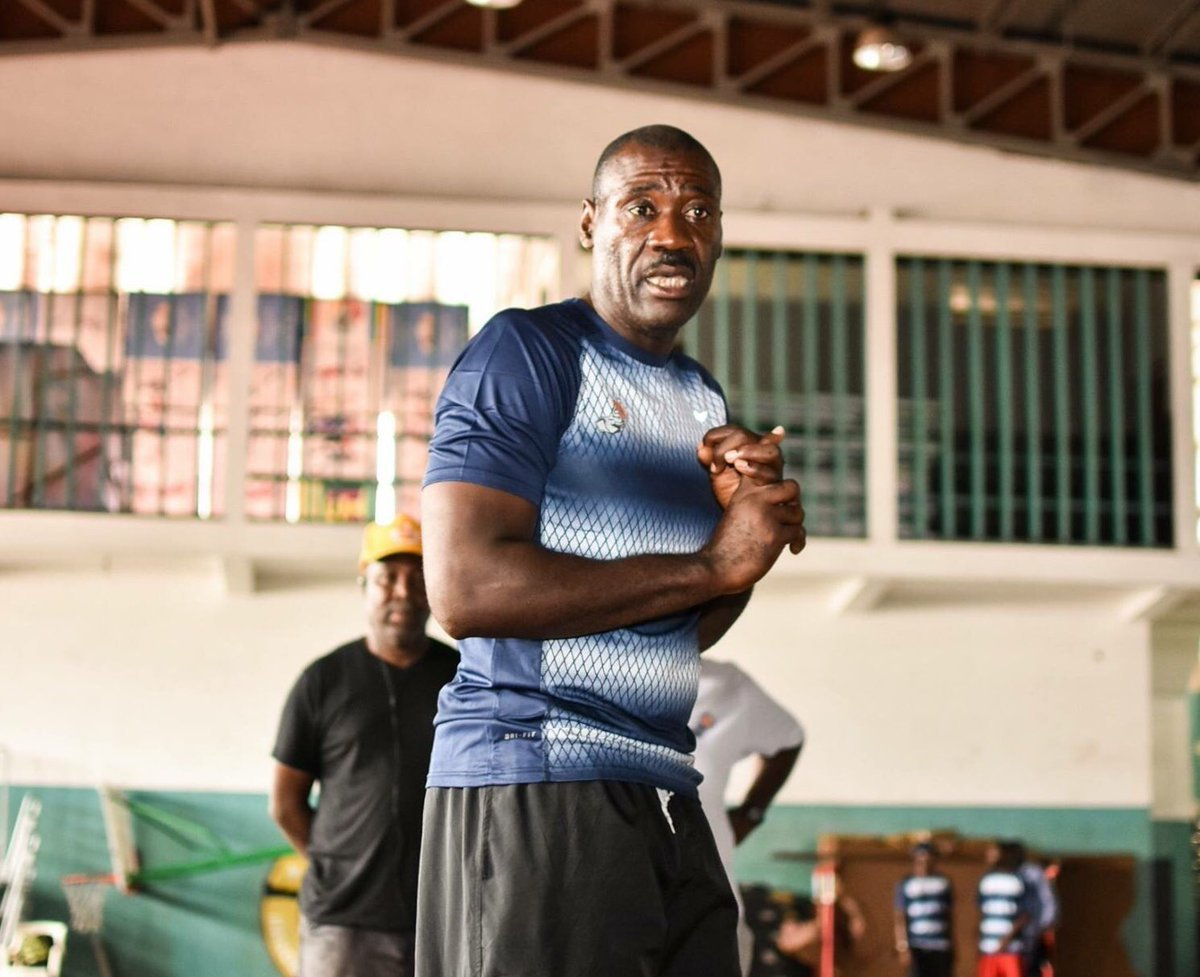 Basketball – Elephant Girls 'expect a lot' from new Coach Erinfolami