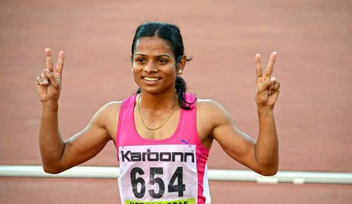 Dutee Chand hopes to make it to Tokyo 2020 after testosterone ban