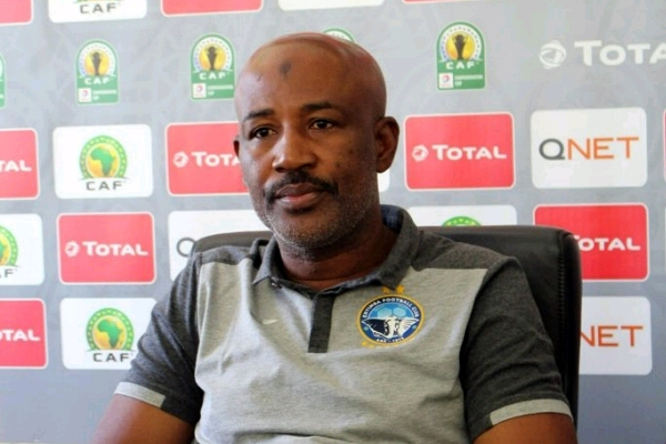 Abd'allah laments officials decision to deny Enyimba first away win