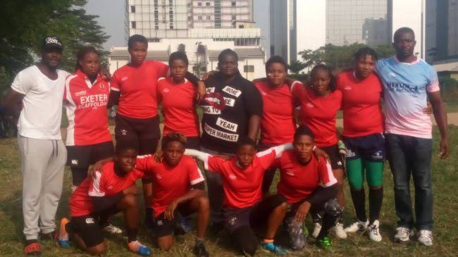 Nigeria Women Rugby team moves to last eight of USA invitational tour