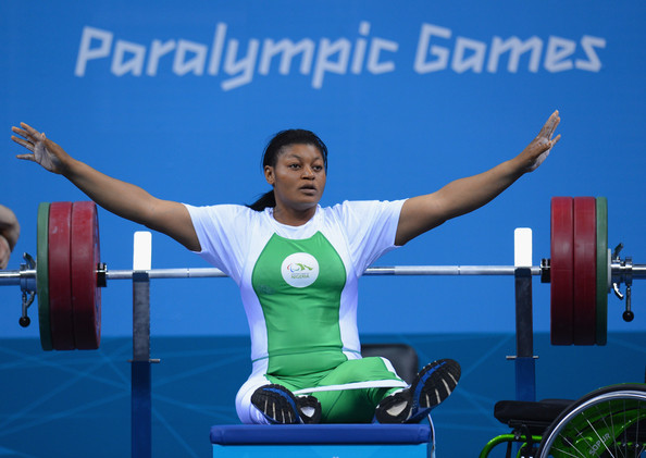 Winning medals all about the state of mind – Paralympian Folashade Oluwafemiayo
