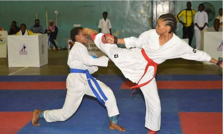 Karate – I want to quit the Sport on a high, says Godfirst Samson