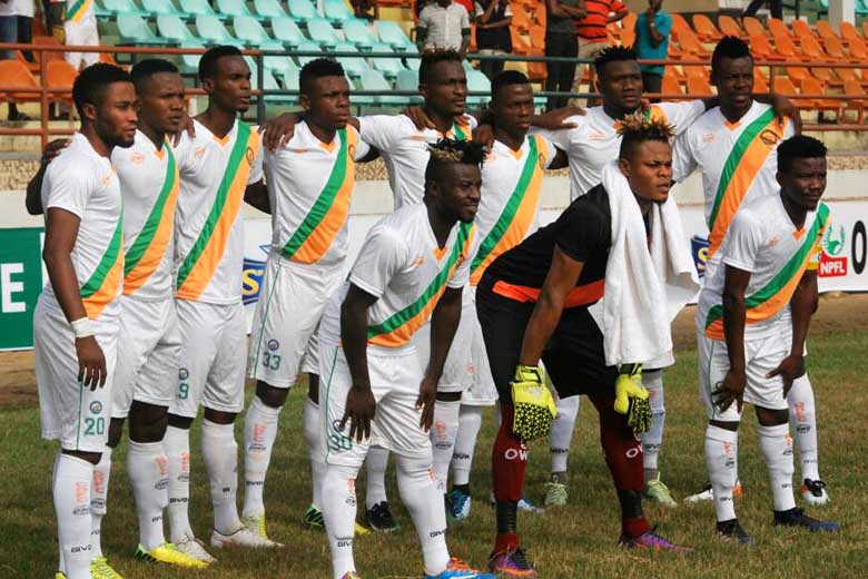 Adelani's late strike earns Go Round massive win over Yobe Desert Stars