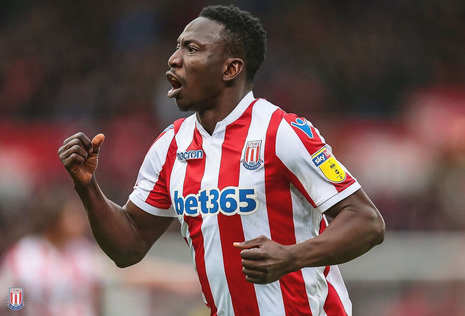 Etebo happy to score first Stoke City goal
