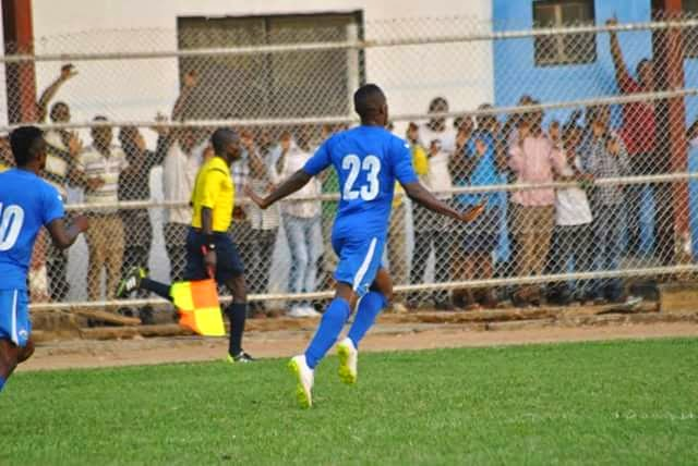 'Playing for Enyimba a privilege for any player', says Peter Onyekachi