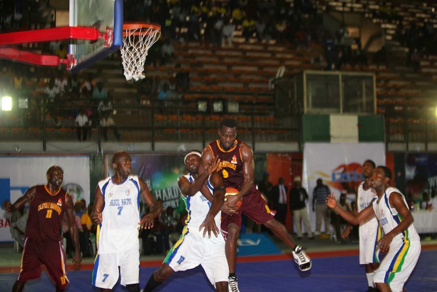 Court stops Kida and Umar from running Nigeria Basketball League