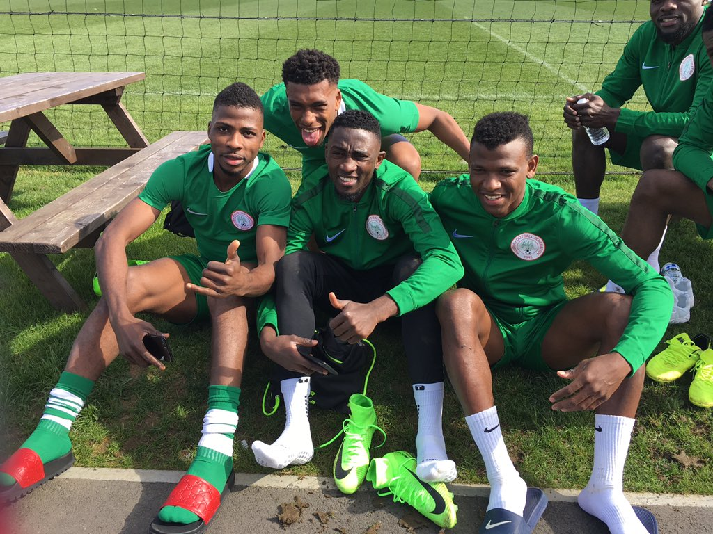 Rohr recalls Kelechi Iheanacho back to Super Eagles