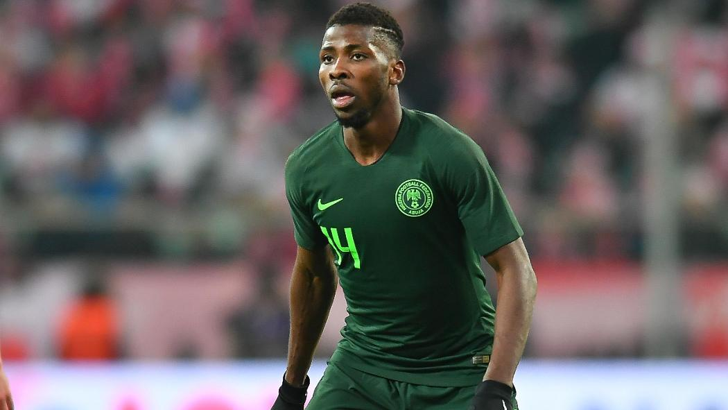Rohr doesn't regret dropping Iheanacho from AFCON 2019 shortlist