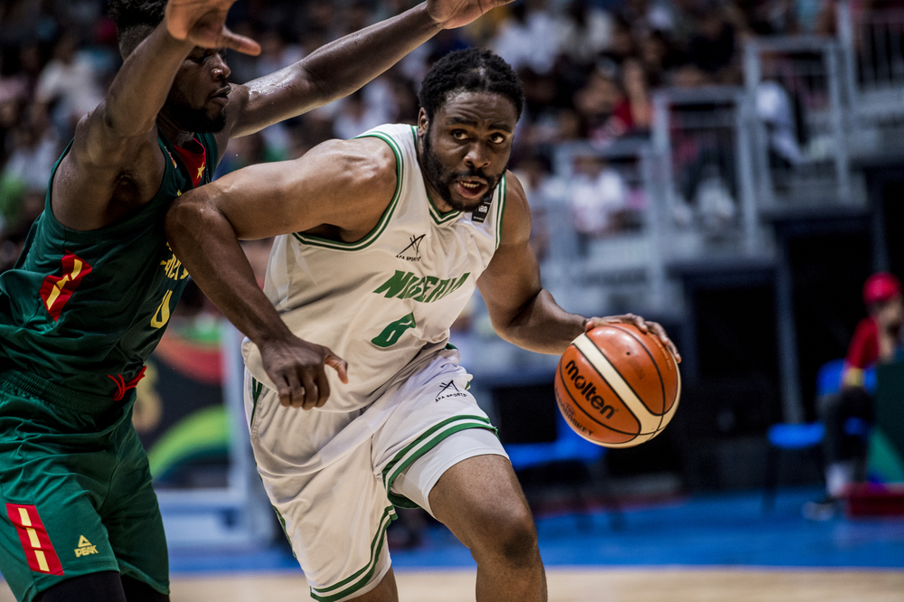 D'Tigers skipper Diogu reveals players excitement ahead of FIBA world cup