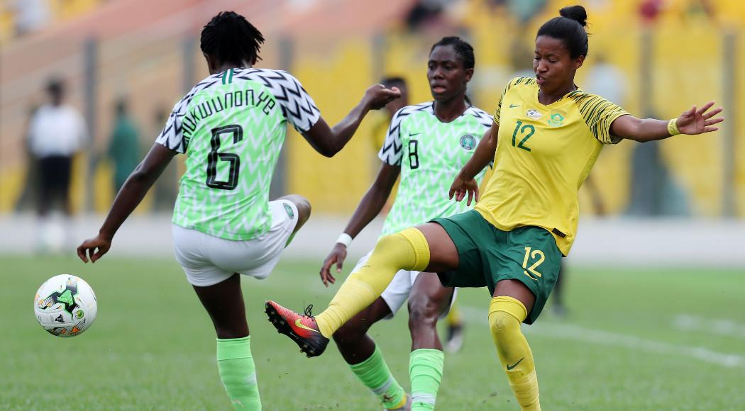 Super Falcons preparations dey on point – Chukwuonye