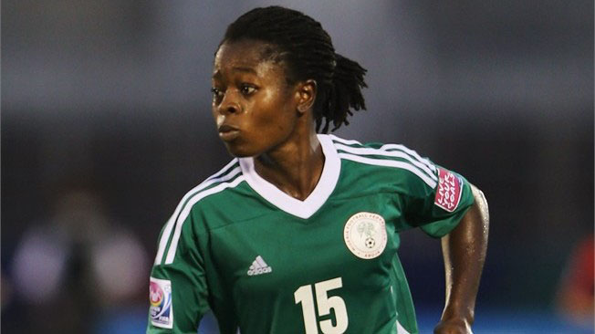 Falcons defender Chukwunonye thrilled by NFF's approval of another training tour