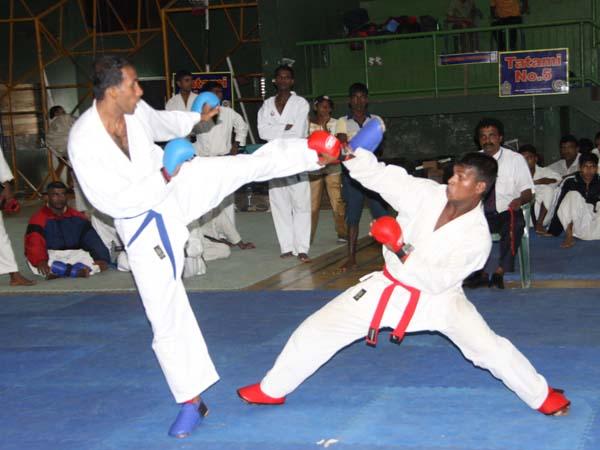 Karate: We need Funds to grow the Sport – Ochuba