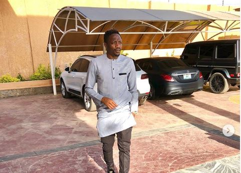 Ahmed Musa is a Super Hero, gifts a Mother ₦250k in Asaba