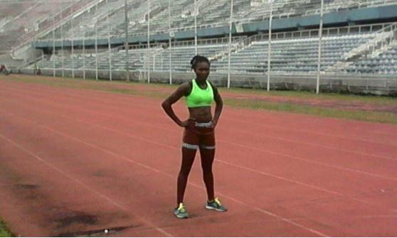 Athletics – Rising star Perpetua Nwana aims for gold at AFN Junior Meet