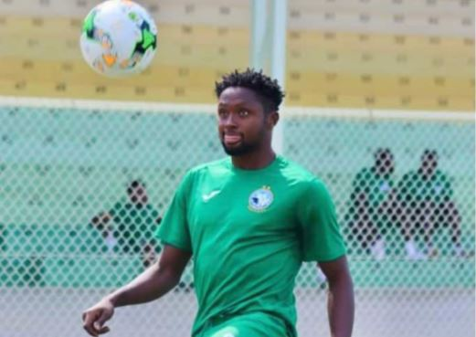 Omar Tofic completes loan move to Rivers United from Enyimba