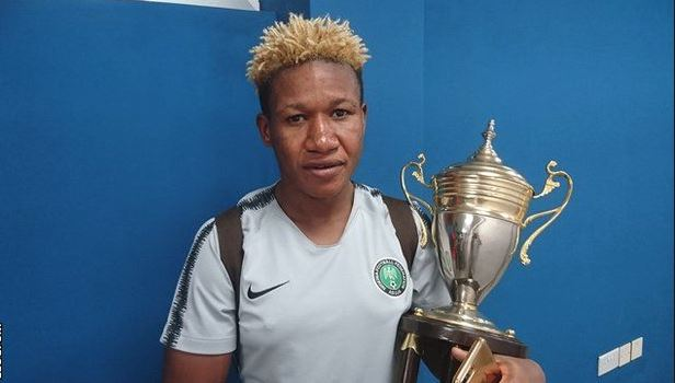 NFF, Players celebrate Super Falcons captain Chikwelu at 31