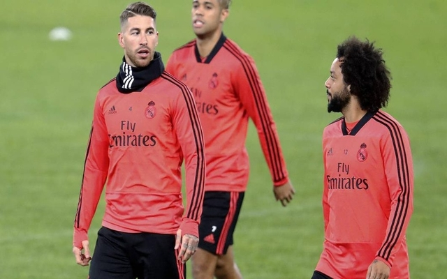 Ramos addresses bust up with Marcelo – 'He's like a brother to me'
