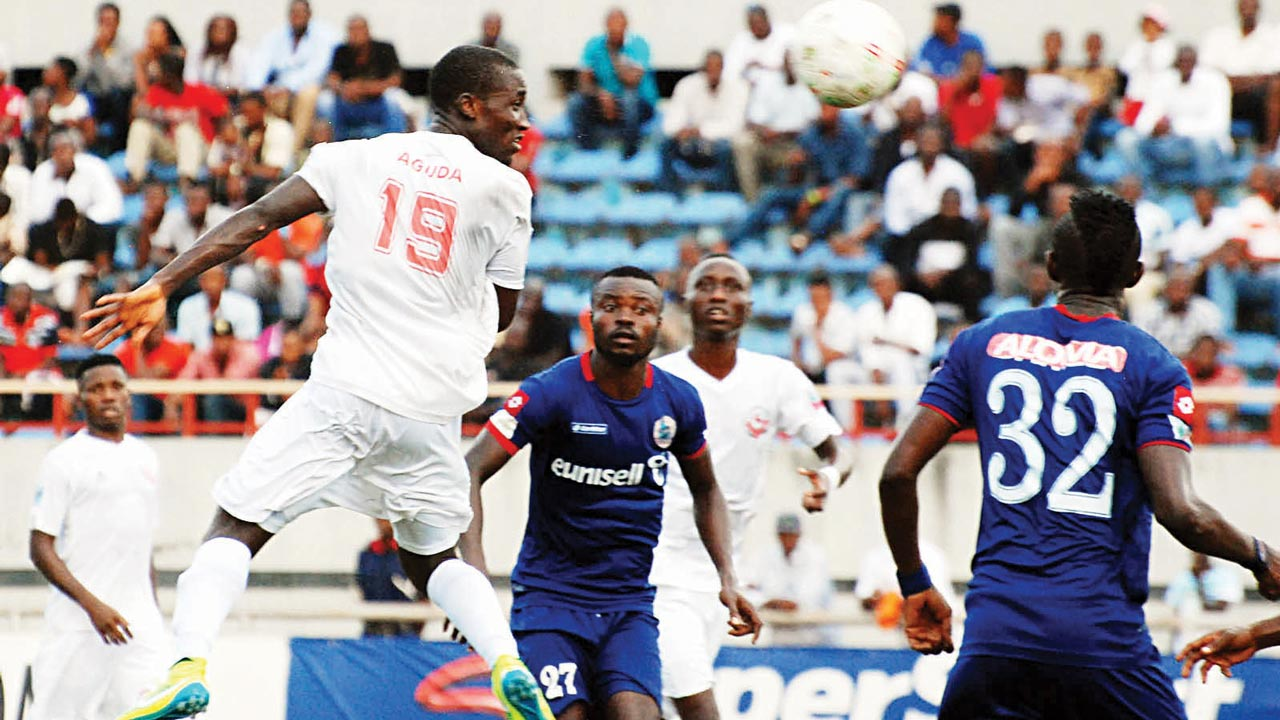 Rangers' Godwin Aguda boasts ahead Remo stars away clash