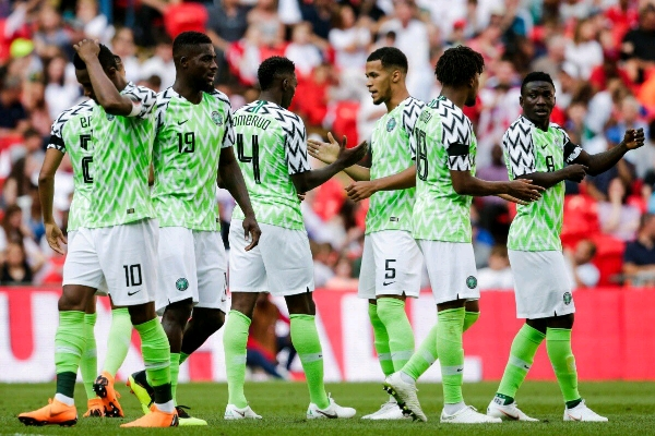 Nigeria vs Egypt: Sodje expects good Eagles display against Pharaohs in Asaba